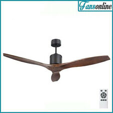 Brilliant Galaxy II Ceiling Fan with DC Motor - Antique Bronze 54""