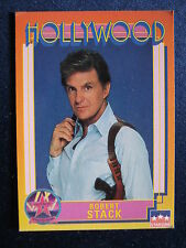 Trading Card  Hollywood Starline  No.173   Robert Stack