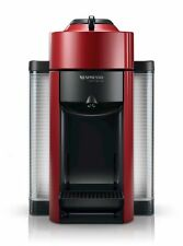 Nespresso GCC1-US-RE-NE VertuoLine Evoluo Coffee And Espresso Maker, Red