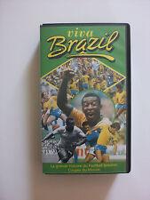 Viva Brazil football K7 VHS