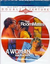 RoomMates & A Woman For All Men Blu Ray & DVD grindhouse exploitation trash
