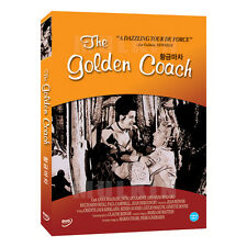 The Golden Coach (1952) DVD - Anna Magnani (*New *Sealed *All Region)
