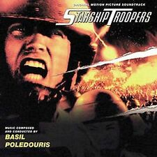 Poledouris, Basil Starship Troopers: Original Motion Picture Soundtrack CD