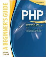 Book - Softcover ~ PHP A Beginner's Guide