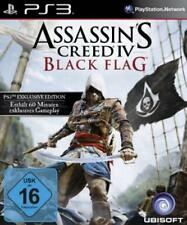 PlayStation 3 Assassins Creed 4 Black Flag Deutsch OVP NEU