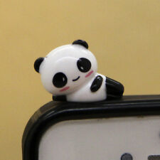 New Cute Panda(Round eye) Dust Proof phone plug Cover Charm(3.5mm)
