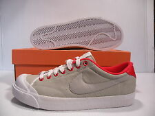 NIKE ALL COURT LOW VINTAGE CLASSIC SNEAKERS MEN SHOES GREY 407327-001 SIZE 7 NEW