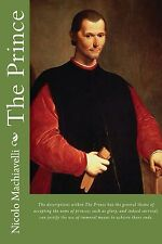 The Prince by Niccolo Machiavelli (2012, Paperback) *** Free Shipping ***