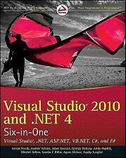 Visual Studio 2010 and . NET 4 by István Novák, Mitchel Sellers, Gastón...
