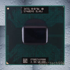 Intel Core 2 Extreme X9000 Dual-Core CPU 2.8 GHz 800 MHz Socket P