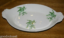 "PILIVITE PILLIVUYT MADE IN FRANCE LARGE 12"" X 7"" OVAL CASSEROLE SERVING DISH"