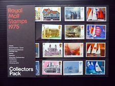GB 1975 Collectors Pack Complete Cat £9 Sale Price FP8383