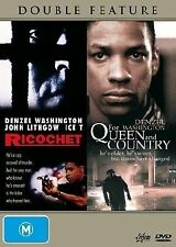 Ricochet / For Queen And Country (DVD, 2006)  BRAND NEW... R4