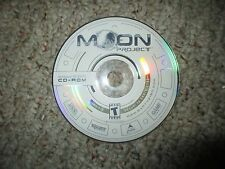 Moon Project (PC, 2001) Disk Only