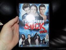 Vampires Suck (DVD, 2010, Extended Bite Me Edition)