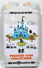 Walt Disney World Parks Pressed Penny Collection Book Coin Holder BRAND NEW CUTE