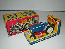 VINTAGE BRITAINS FARM No 9527 FORD 5000 SUPER MAJOR TRACTOR MIB 1960s 1/32 RARE