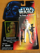Star Wars Power of the Force: Storm Trooper holographic card