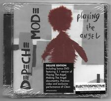 Depeche Mode - Playing The Angel (SACD+DVD) (CD 2005)