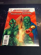 BRIGHTEST DAY #15 VARIANT COVER MARTIAN GOTHIC JLA