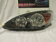 2002-03-2004 TOYOTA CAMRY SE DRIVERS/LEFT SIDE HEADLIGHT OEM
