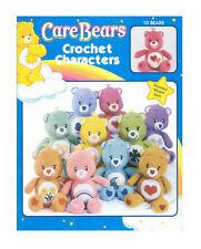Care bears crochet pattern