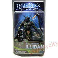 "Heroes of the Storm The Betraver ILLIDAN 7"" Warcraft Action Figure Type A NIB"
