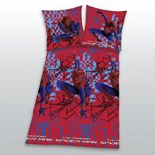 Bettwäsche  Spiderman rot Linon Renforce 135/200 cm neu