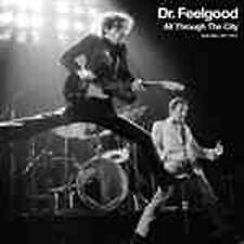 Dr. Feelgood - All Through The City (with Wilko 1974-1977) NEW 4 x CD