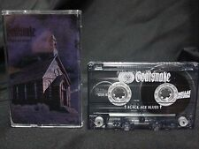 Goatsnake Black Age Blues Cassette Ltd. RARE! Sunn O))) Acid King Earth Windhand
