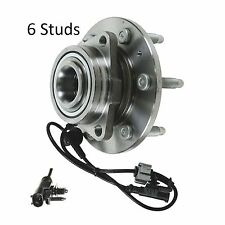 2007-2011 Chevrolet Silverado 1500 (4WD) Front Wheel Hub Bearing Assembly 4x4