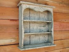 Shabby Chic Wall Shelf, Distressed, Book Shelf, Distressed, French Country,