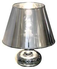 Silver Shade Mini Table Lamp  -  LFH47T (A78-H3D)
