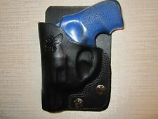 ruger lcr leather right hand, wallet and pocket holster