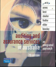 PEARSON, ALVIN ARENS, AUDITING AND ASSURANCE SERVICES IN AUSTRALIA +CD