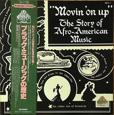 Movin' On Up-Story Of African American Music-MCA 5/7-3LP BOX JAPAN