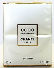 CHANEL COCO MADEMOISELLE PARFUM PURE PERFUME 0.5OZ 15ML NEW IN BOX SEALED RARE