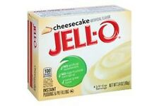 Jello Instant Cheesecake Pudding and Pie Filling 96g