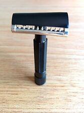 Paul Müller Mulcuto Werk Needle-Point Slant Safety Razor Rasoir Rasierer Rasoio