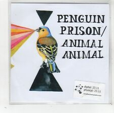 (FV939) Penguin Prison, Animal Animal - 2009 DJ CD