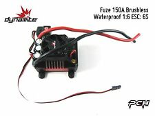 Dynamite Fuze 150A Brushless Waterproof 1/6 ESC: 6S DYNS2660