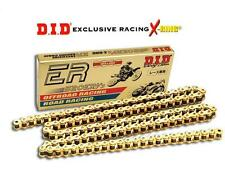 DID CATENA ERV3 120 MAGLIE PASSO 520 X-RING RACE SUZUKI RM 125 85 86 87