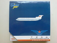 China CAA Hawker Siddeley HS121 Trident 3B Model Gemini Jets CAAC GJCCA867 1/400