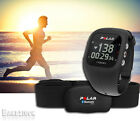 Black Polar A300 Fitness Watch Fit Wrist + Activity Heart Rate Monitor HRM H7