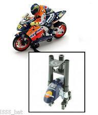 'New' Scalextric W9226 Repsol Honda Front Forks & Mudguard Moto GP Motorbike