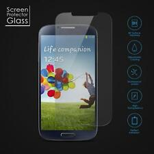 FOR Samsung Galaxy S4 MINI Premium Genuine Tempered Glass Screen Protector A64