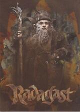 """The Hobbit - """"Radagast"""" Foil Character Biography Chase Card CB-19"""
