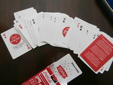 2010 COCA COLA COKE SODA BICYCLE PLAYING CARDS DECK