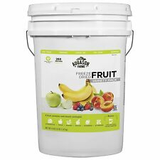 Augason Farms Freeze Dried Fruit Variety Pack - 4 lb. NEW