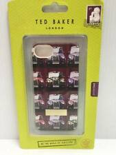 TED BAKER TAXI CAR DESIGN HARDSHELL CASE FOR iPHONE 5 - $55 RETAIL